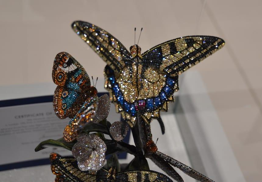 Kristalwelten van Swarovski