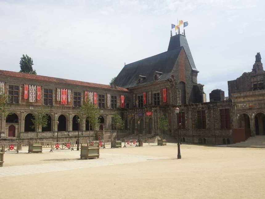 Het kasteel van Puy du Fou