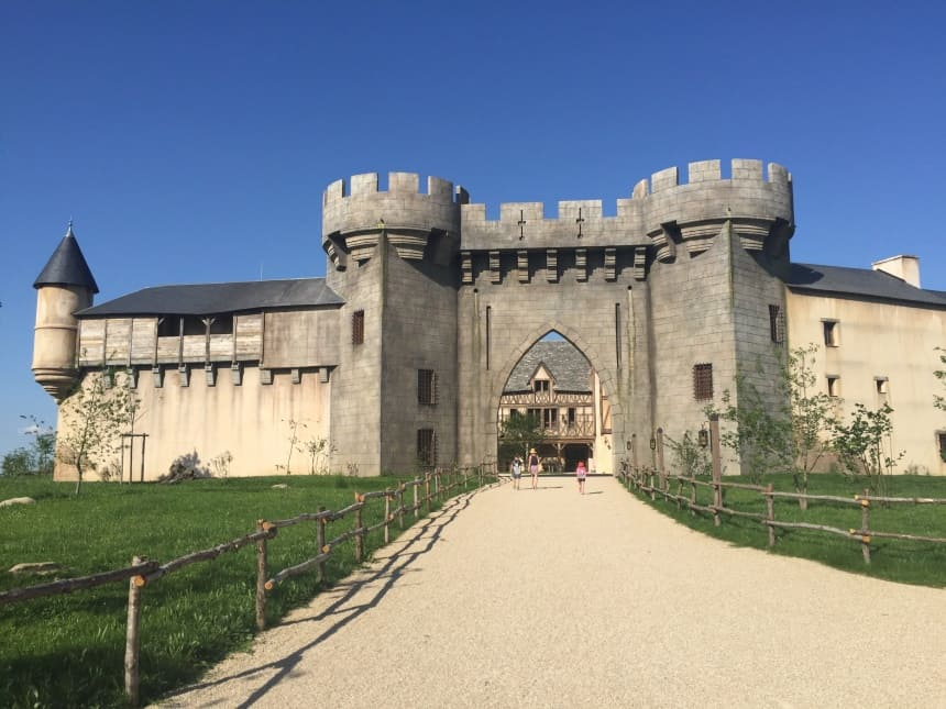 Themahotel La Citadelle in Puy du Fou