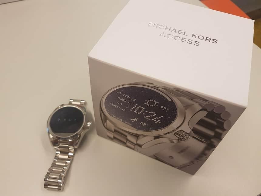 Michael Kors horloge 1