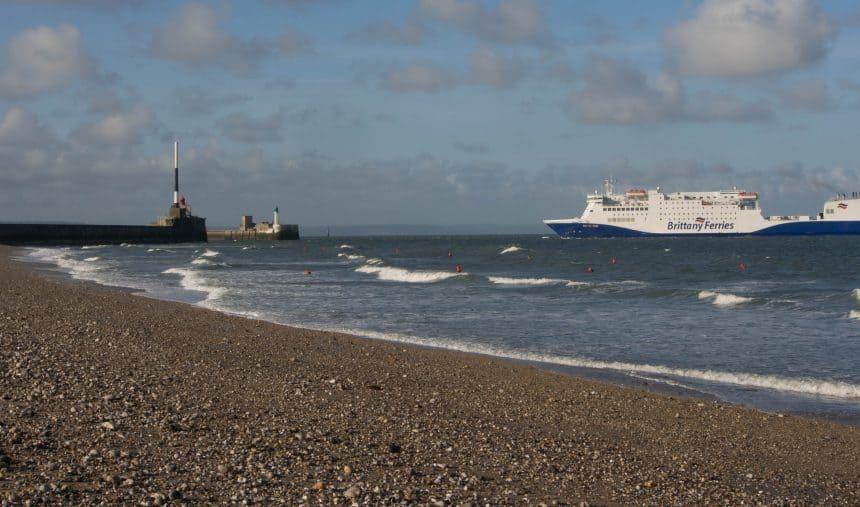 Ferry tussen Southampton en Le Havre