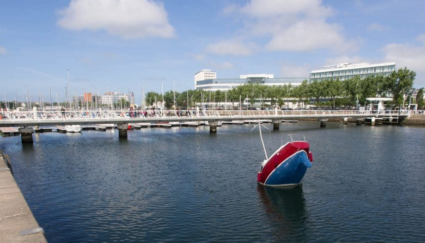 Bassin in Le Havre