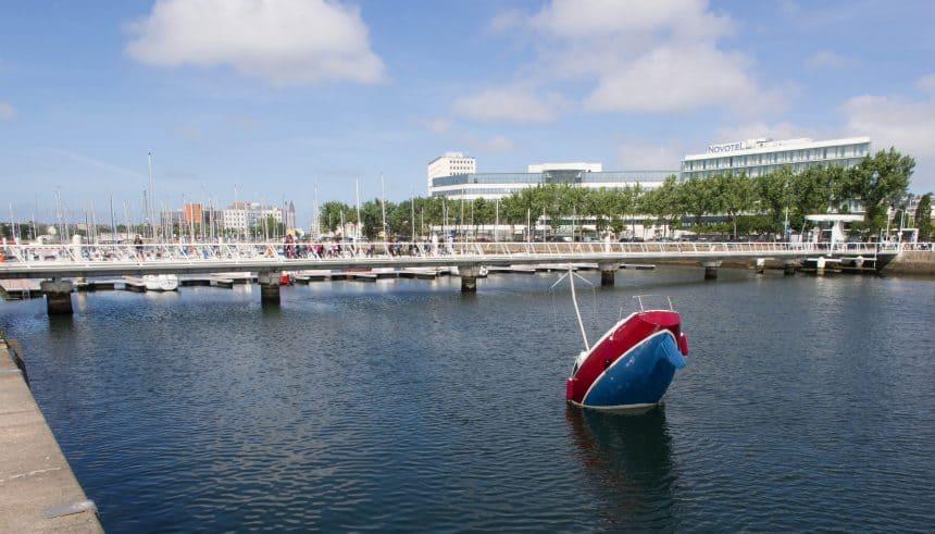 Bassin in Le Havre
