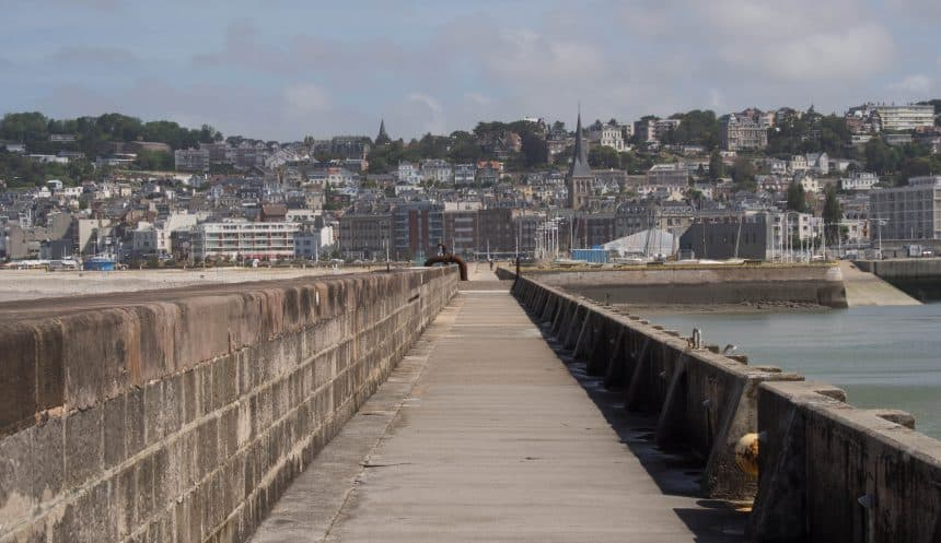 Havenmond van Le Havre