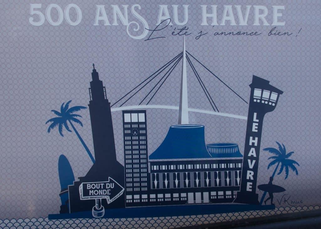 500 jaar Le Havre