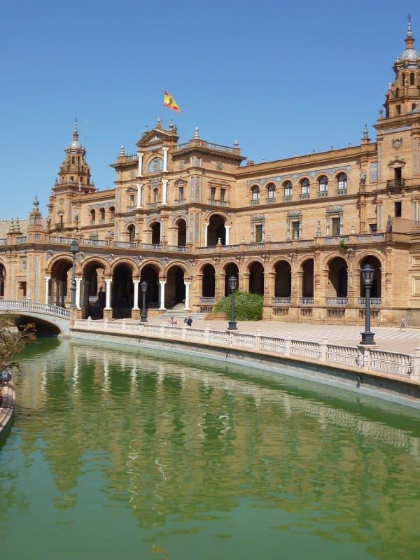 sfeervol Sevilla