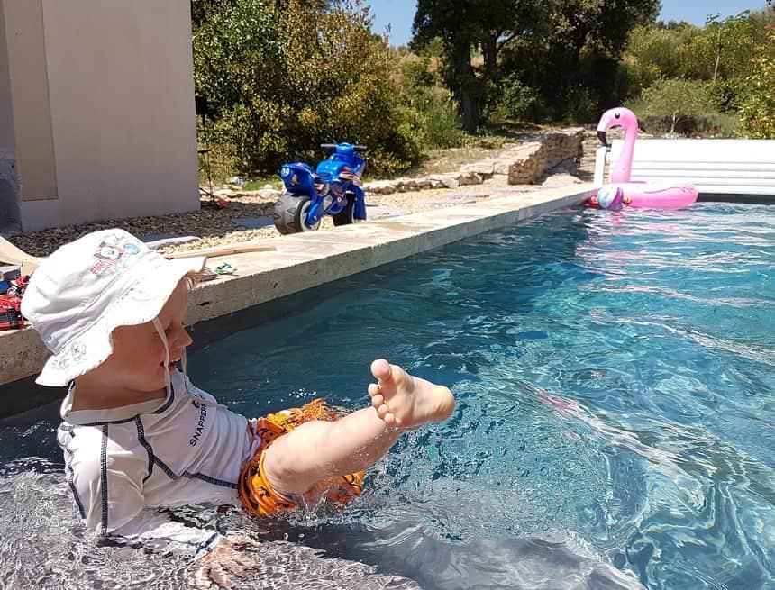 UV-zwemkleding