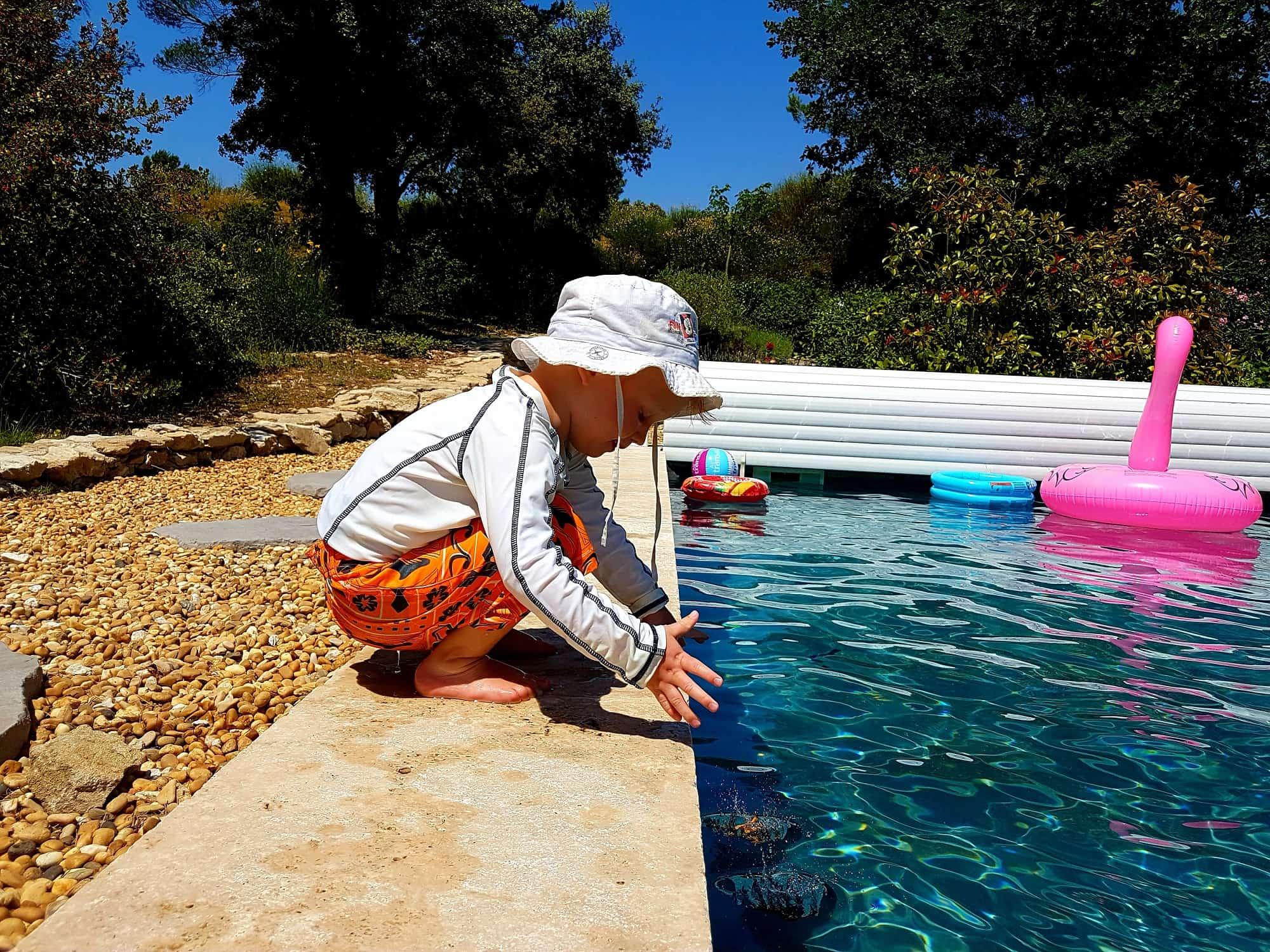 UV-werende zwemkleding