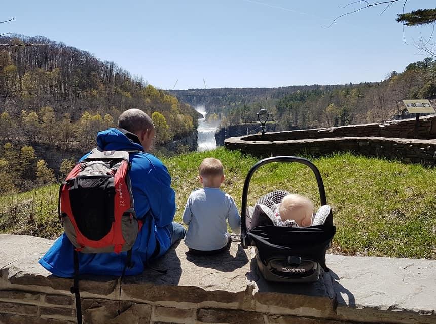 Letchworth State Park in de Verenigde Staten