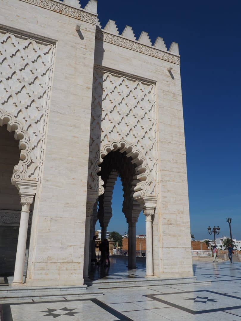 Mausoleum van Mohammed V (Rabat)