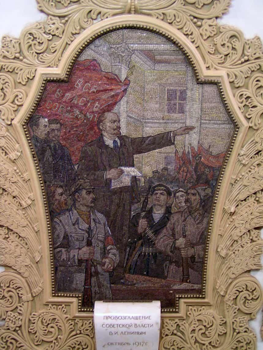 Metrostation Kievskaja