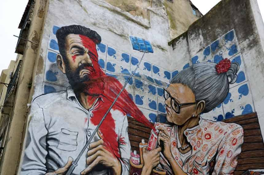 muurschilderingen lissabon