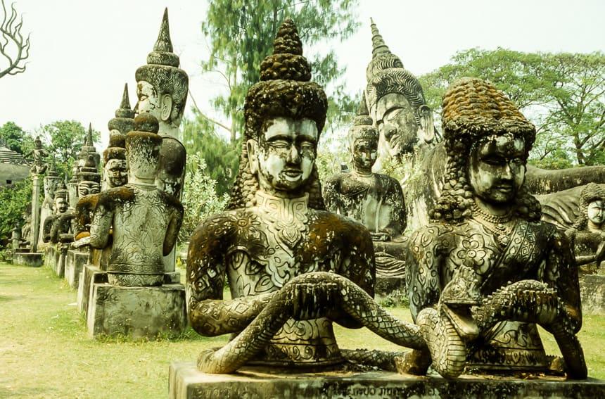 Boeddha en een ode aan de dia