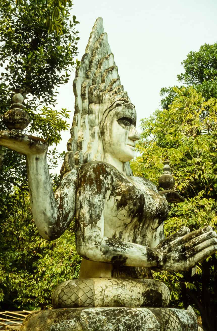 Boeddha sculpturenpark