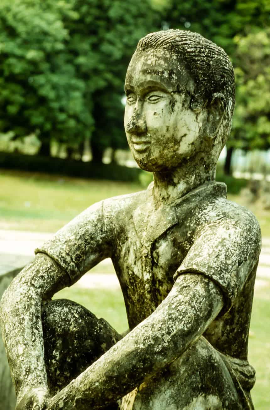Laos erfgoed