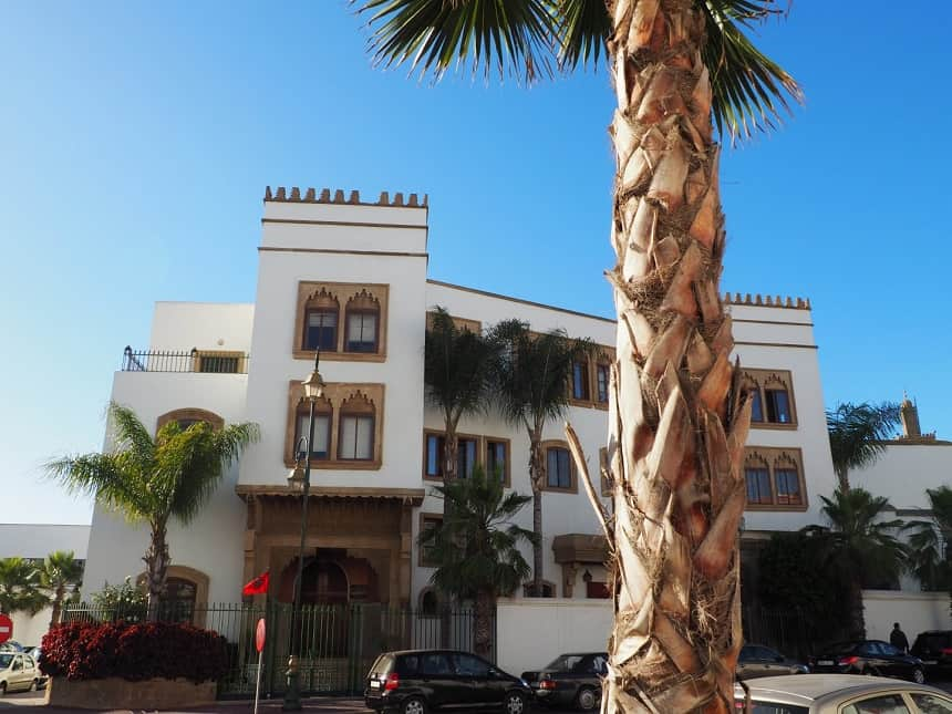 Rabat on a budget