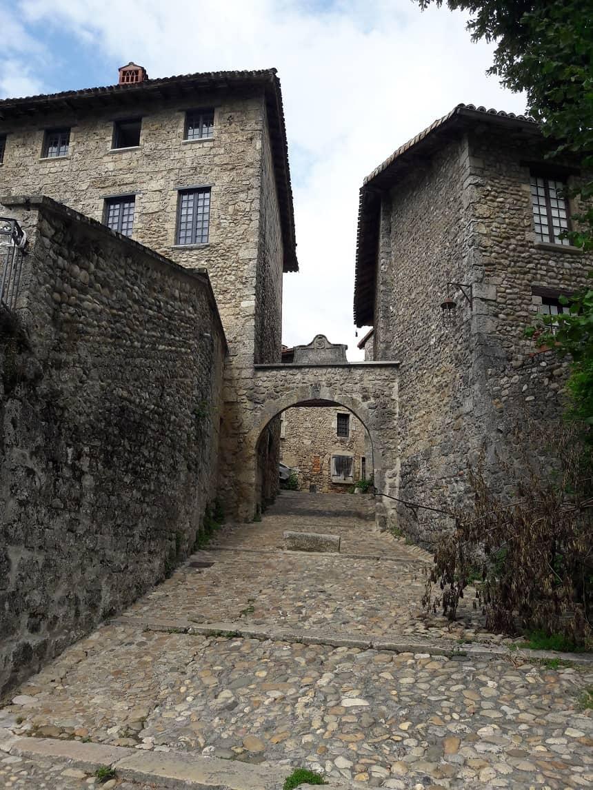 Het middeleeuwse Pérouges