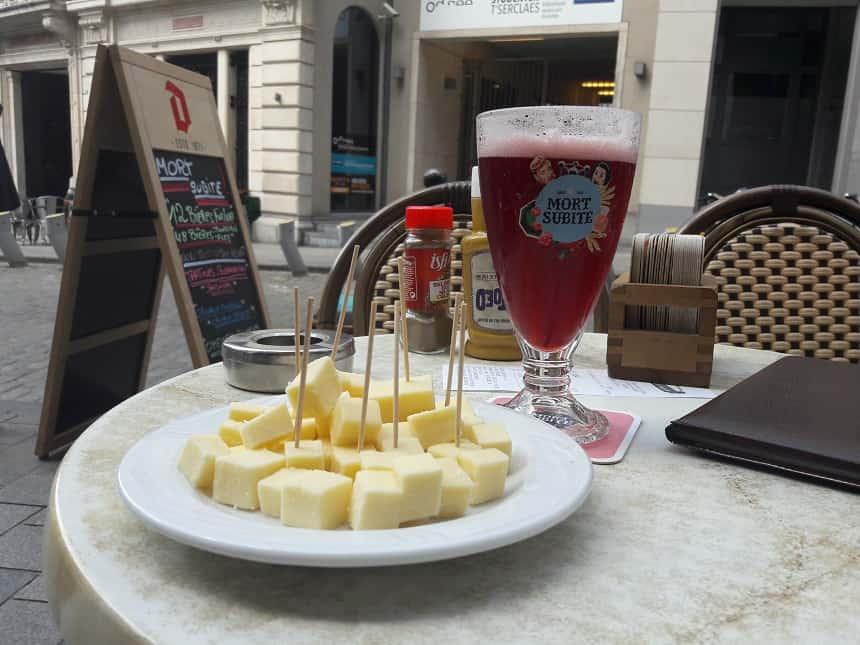 Kriek is een Belgische biersoort