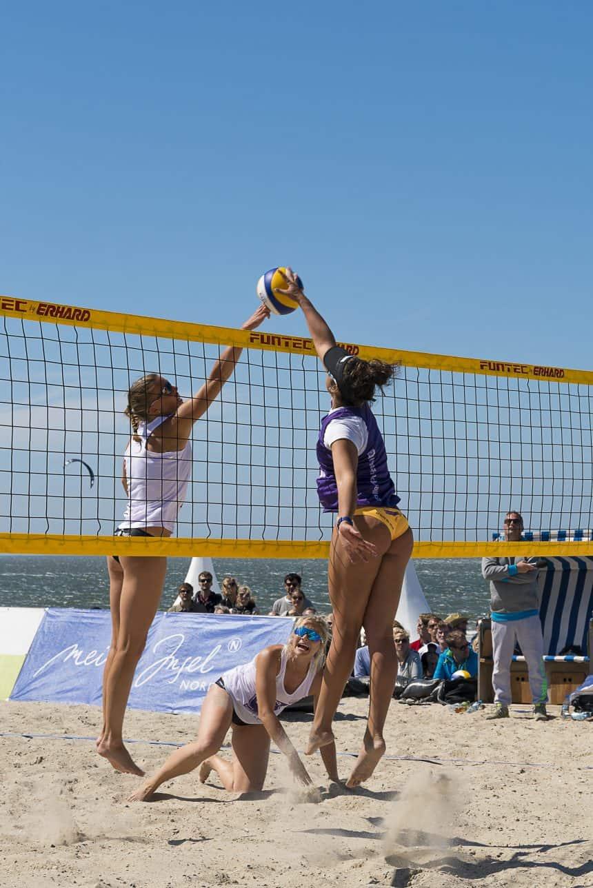 Beach Volley Norderney