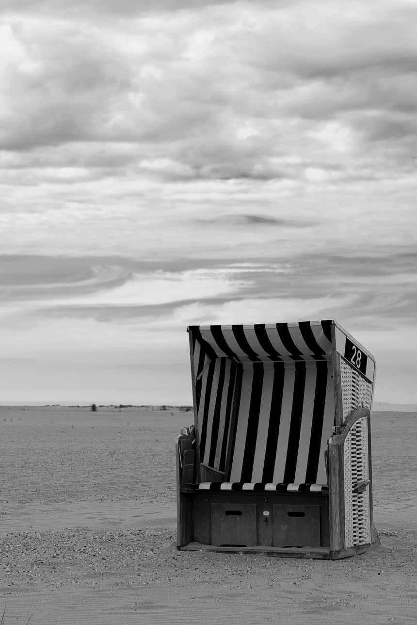 Strandstoelen Norderney