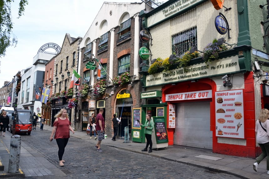 Temple Bar District