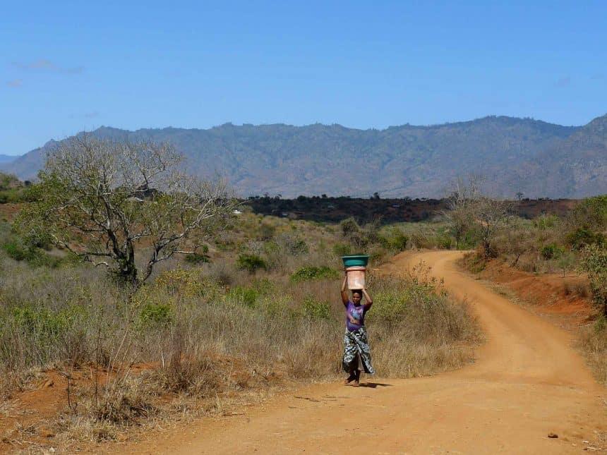 In het noorden van Tanzania