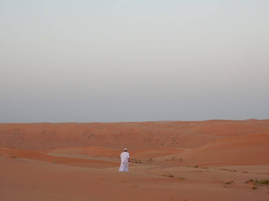 flydrive Oman: Wahiba Sands