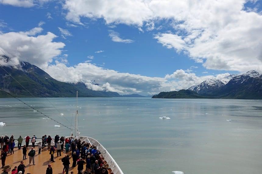 Glacier Bay Alaska Eurodam