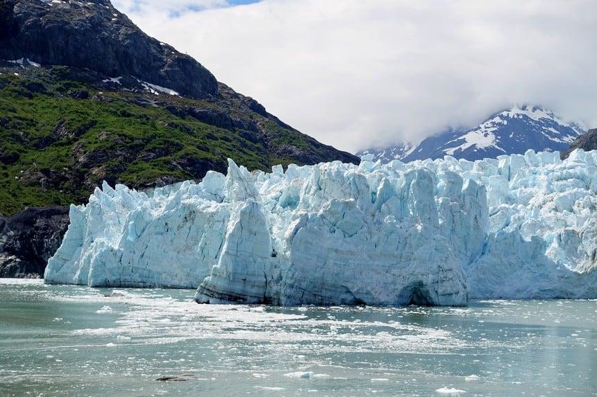 Gletsjer Glacier Bay