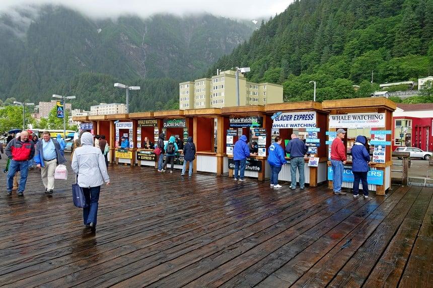 Juneau excursies Alaska