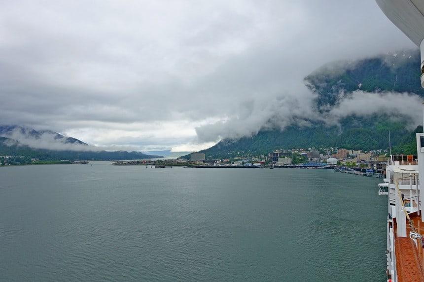 Eurodam Juneau Alaska