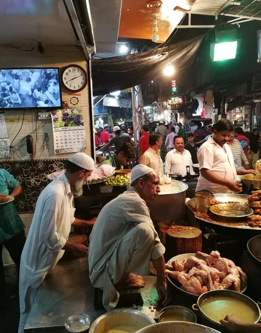 avondmarkt india