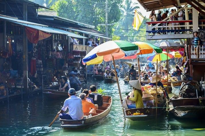 groepsrondreis hoogtepunten Thailand Sawadee