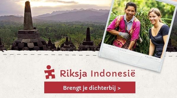 riksja indonesie