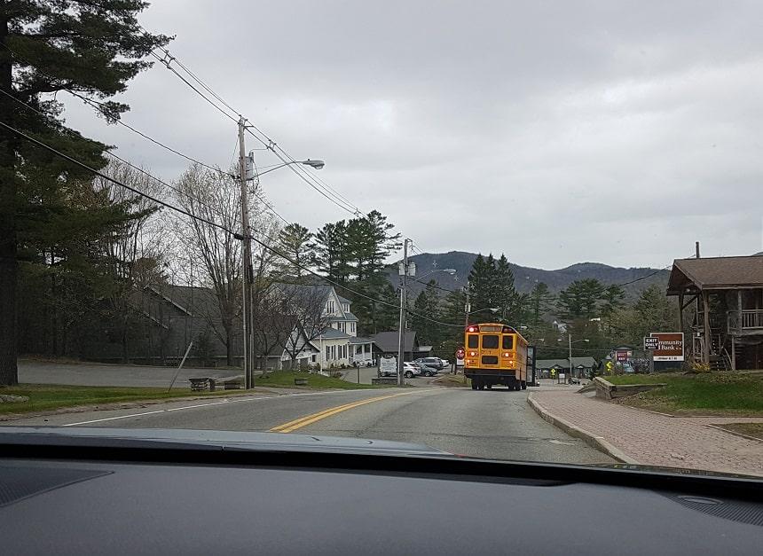 schoolbus vs