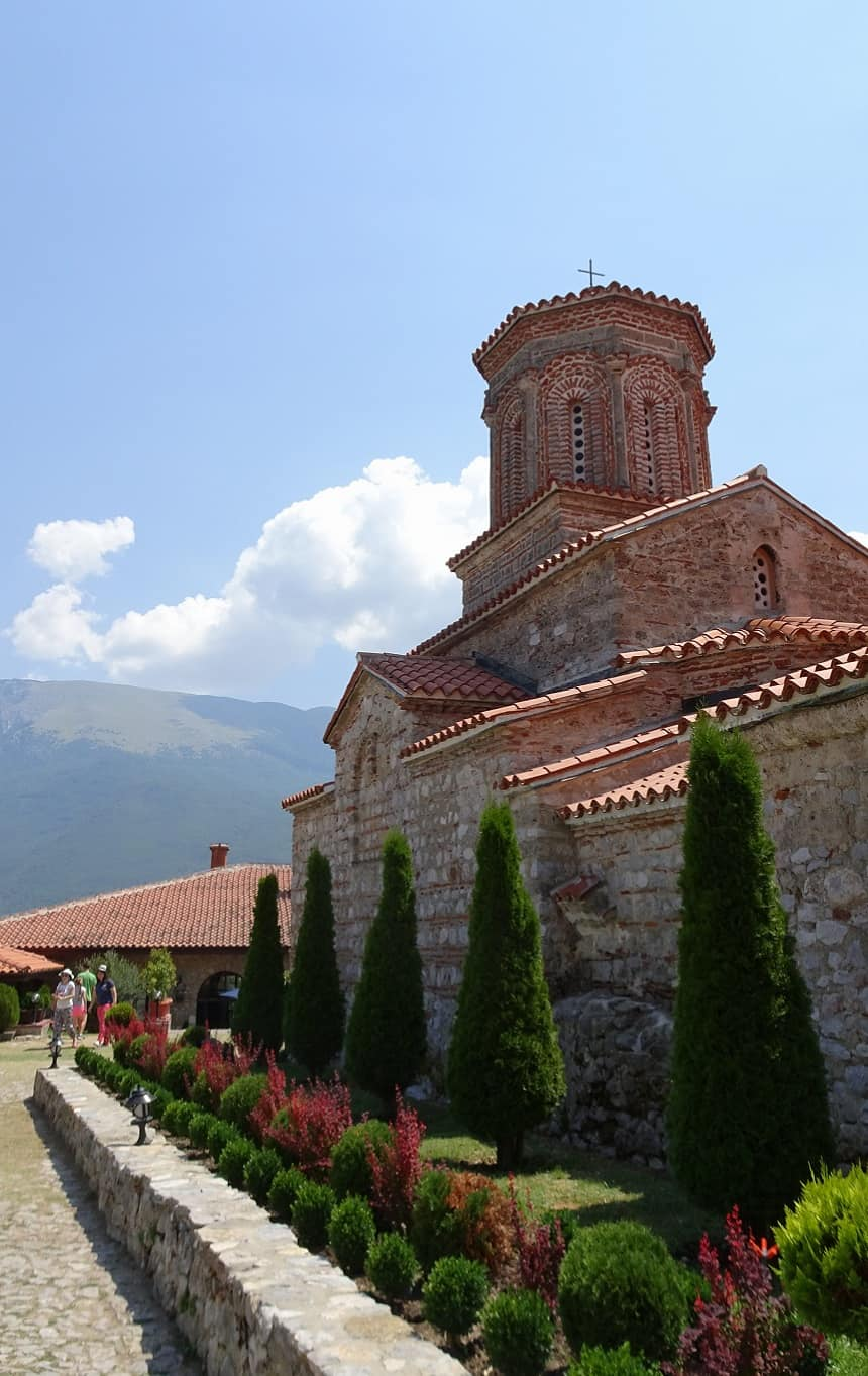 Klooster van Sveti Naum