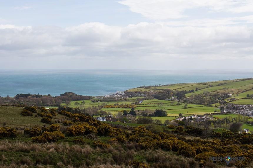 Lieftallige dorpjes nabij Torr Head