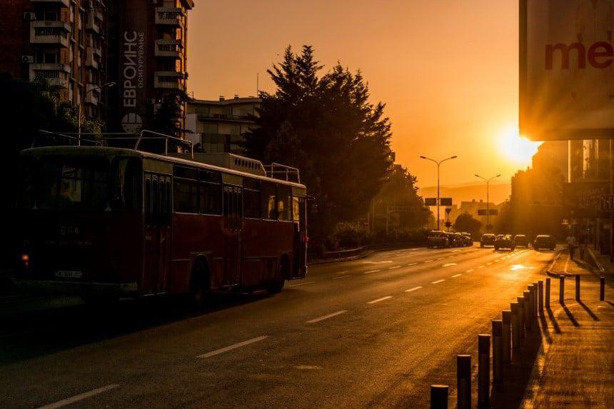 Skopje zon