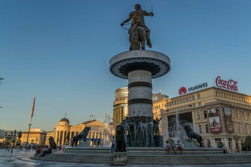 Nieuwe Skopje