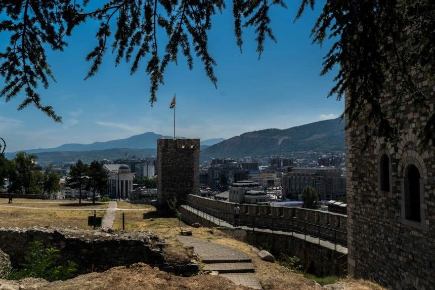 Kasteel Skopje