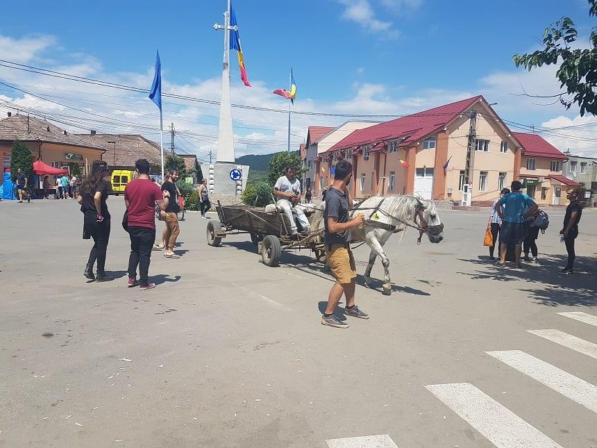 Bonțida in Roemenie