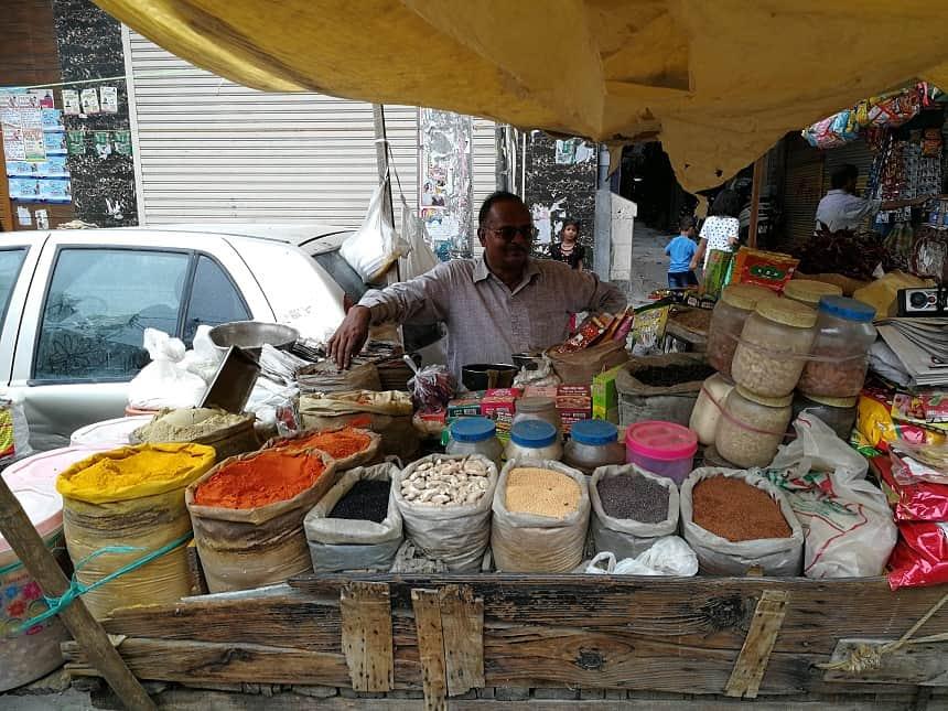bazaar Delhi Haat
