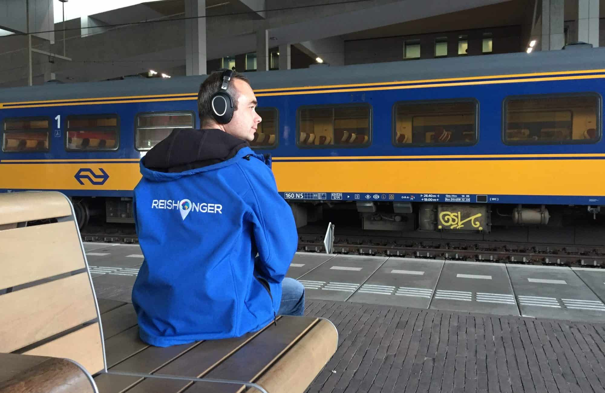 Reishonger test de Sennheiser PXC 550 Travel Wireless