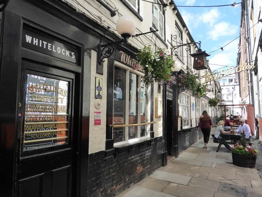 Pubs in Leeds