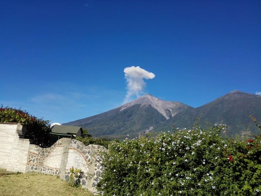 dag vulkanen