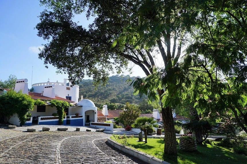 horta da moura bijzondere hotels Alentejo