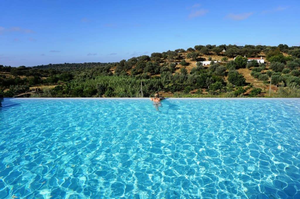 horta da moura zwembad