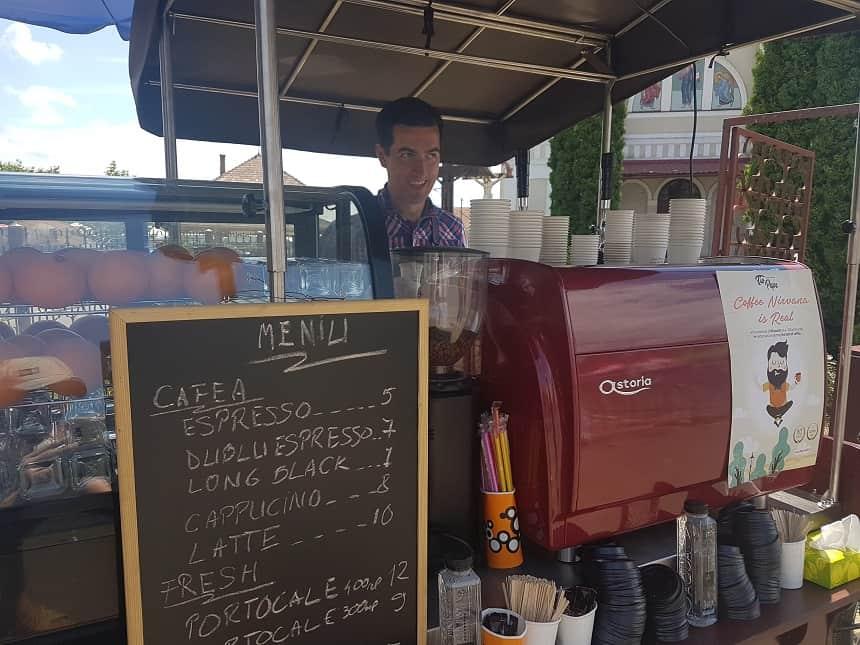 lokaal koffiebar