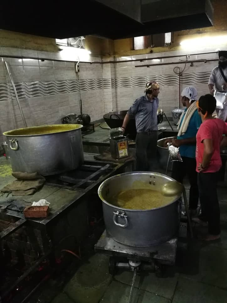 sikh gaarkeuken