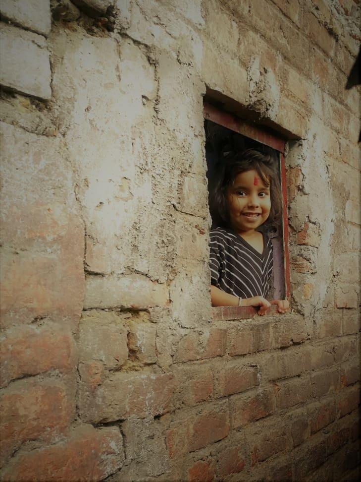 slum walk india